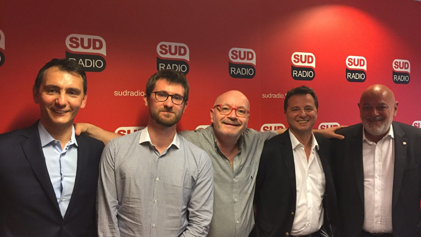 Replay de l'émission de Sud Radio du mardi 8 mai
