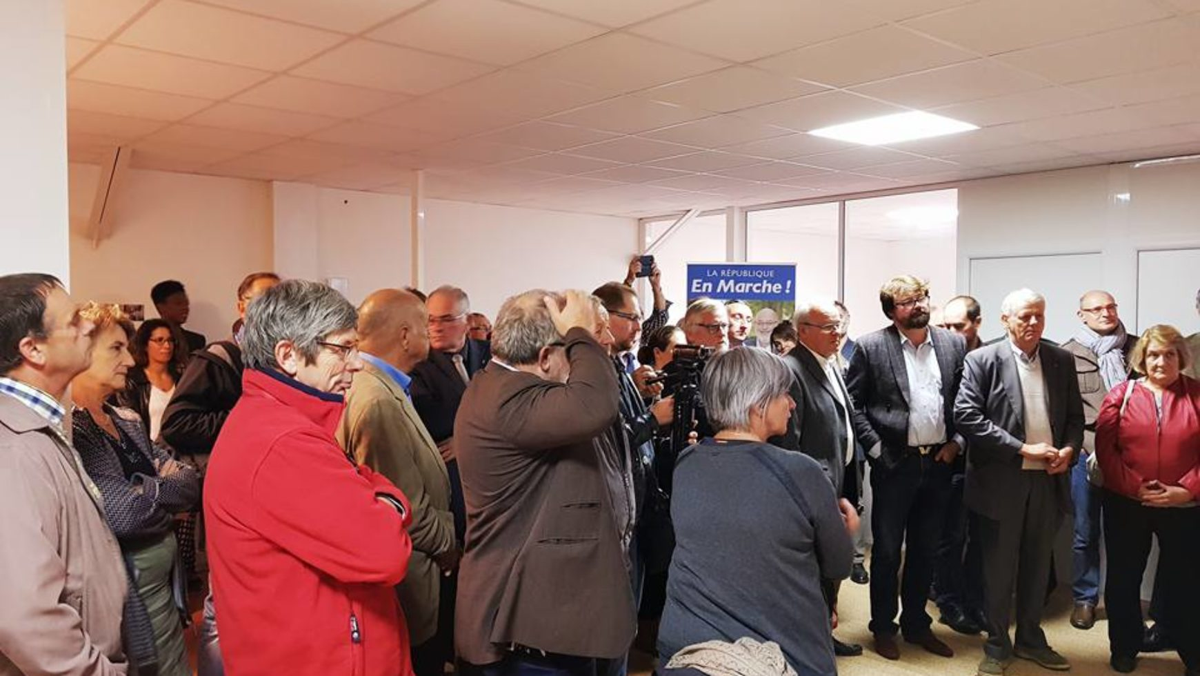 Inauguration de ma permanence parlementaire