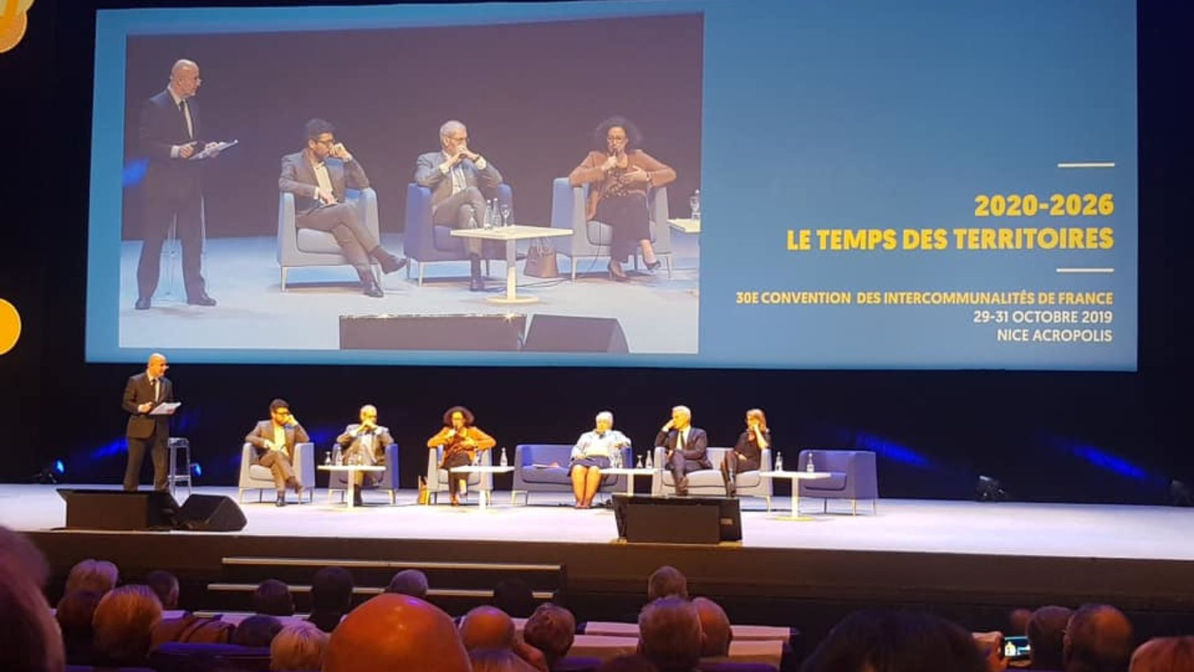 AdCF : Retour sur la 30ème convention nationale de l'intercommunalité